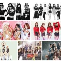 TOP50: Mejores canciones de KPOP 2015 (Girlbands) '01-25'