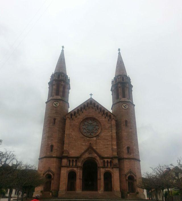 Iglesia de Forbach.