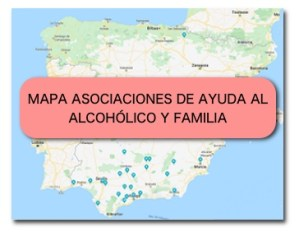 Asociaciones de alcohólicos en Andalucía