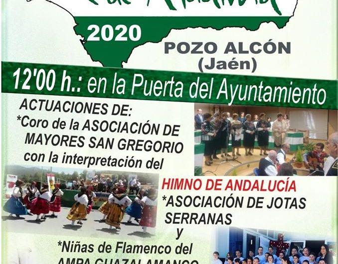 Viernes, 28 de Febrero, día de Andalucía