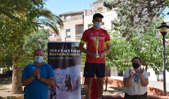 83 Triatletas participaron en la prueba poceña