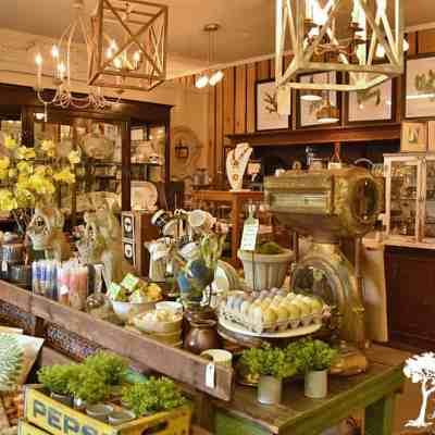 Franklin, Tennesse: Pretty Shops