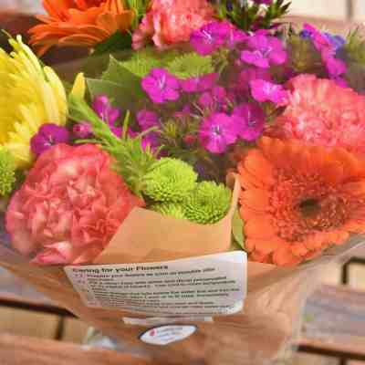 Get a Big Bang from your Box Store Bouquet