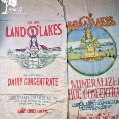 Feedsacks, Flour Sacks, or Grain Sacks? Is There A Difference?