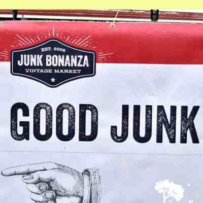 Junk Bonanza, Spring 2019 Minneapolis, MN