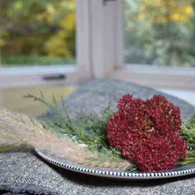 How to Use Fabric Yardage on your Table Settings