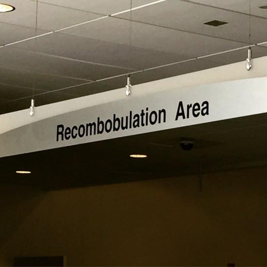 recombobulation