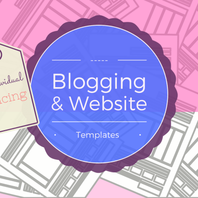 template-blogging