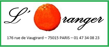 L'Oranger – Paris