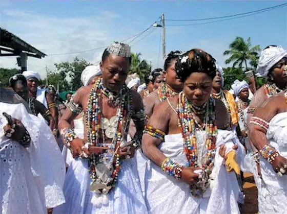 Religion Vaudou & spiritualité ancestrale chez les Fons du Bénin