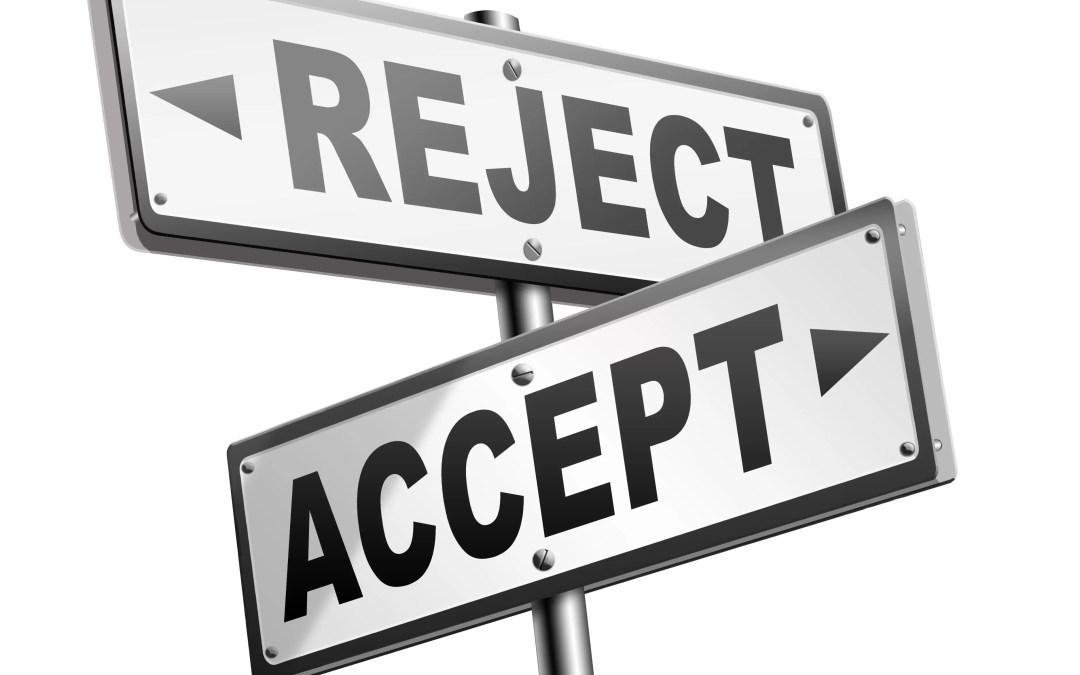 Pourquoi refuser certaines demandes?