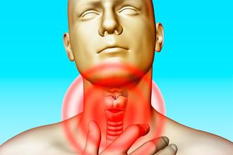 Холод в горле при дыхании
