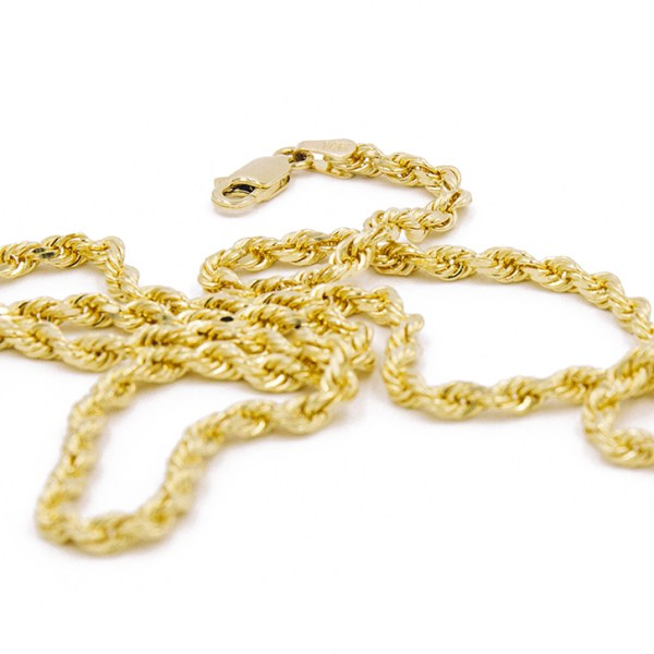 rope chain close