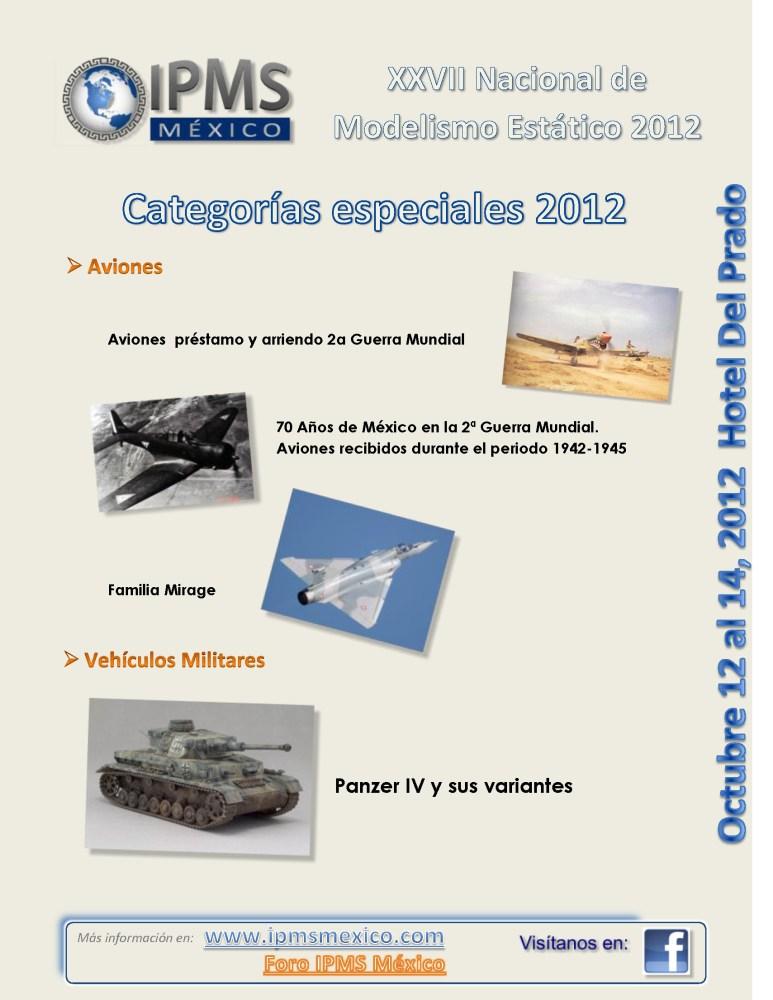 XXVIII Convención Nacional de Modelismo Estático IPMS 2012 (5/6)