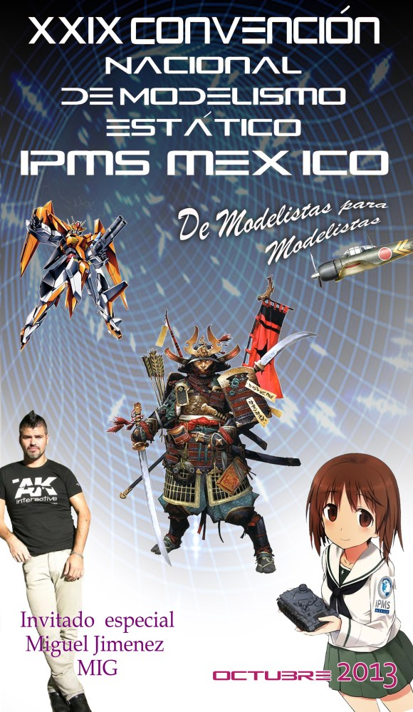 225 - XXIX Convención Nacional de Modelismo Estático IPMS 2013