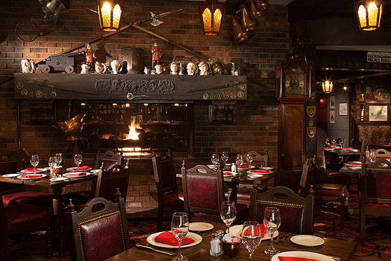 Lord Fletcher Inn Fine Dining Restaurant In Rancho