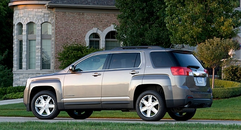 GMC Terrain - Another Ugly Truck (4/5)