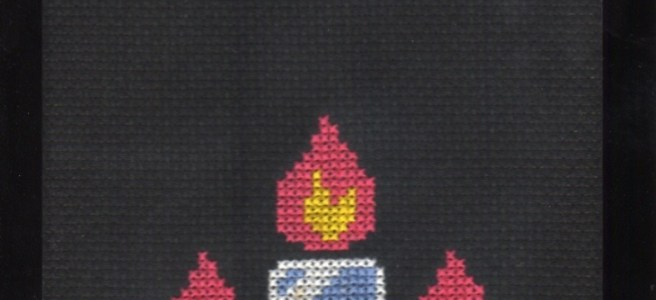 Fire n Ice Cross Stitch