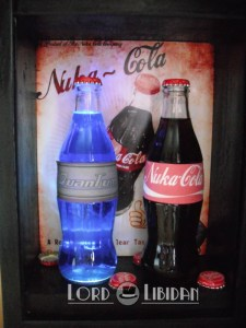 Fallout Nuka Cola Diarama