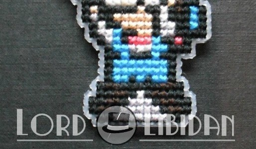 Got Milk Cross Stitch Magnets – Harvest Moon by Lord Libidan