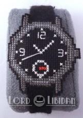 Last Of Us Cross Stitch Watch