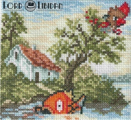 Hidden Pokemon Cross Stitch By Lord Libidan