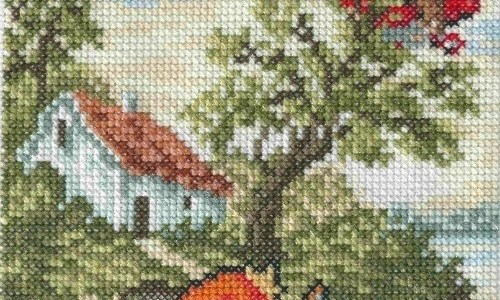 Hidden Pokemon Cross Stitch by Lord Libidan