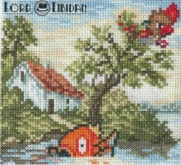 Hidden Pokemon Cross Stitch