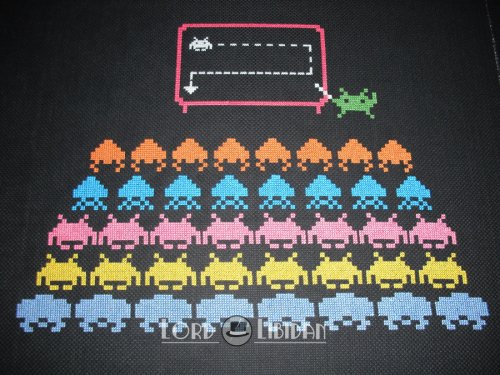 Space Invader School