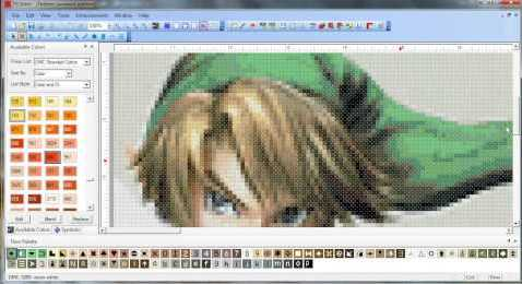 PCStitch Cross Stitch Software (source: PCStitch.com)