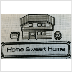 pokemon home sweet home free cross stitch pattern