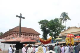 Kuravilangad St. George Feast 2016 (8)