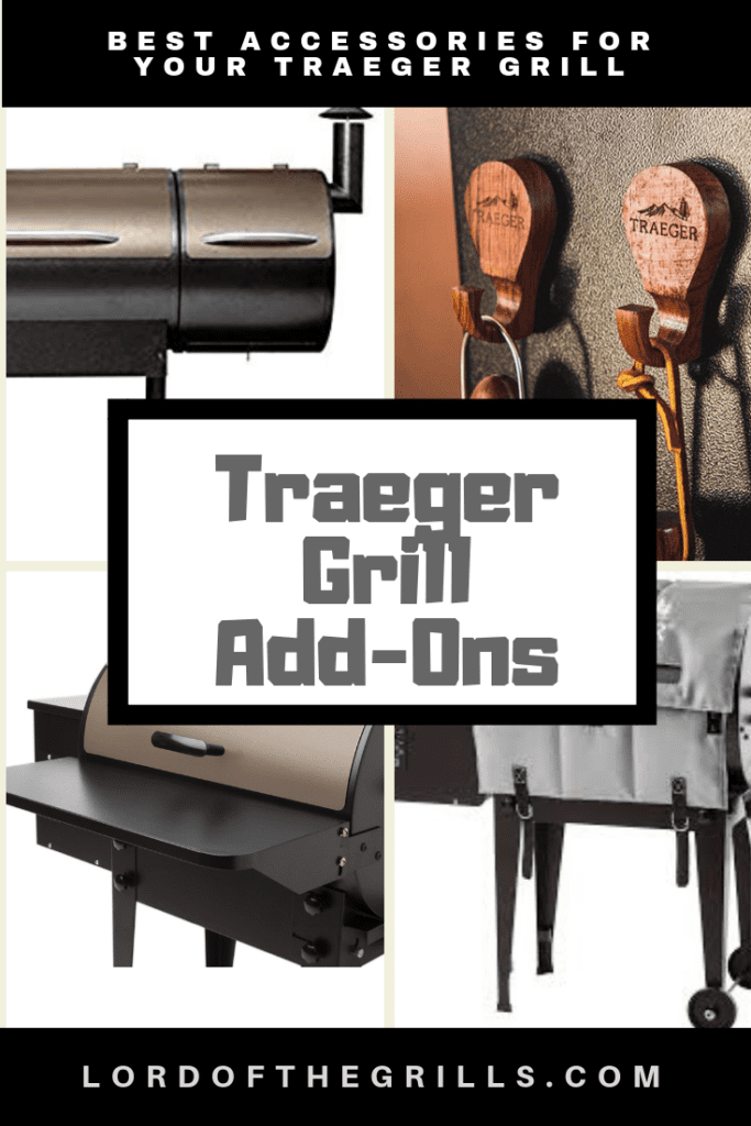 Best Traeger Grill Accessories