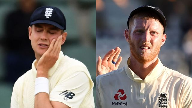 Ben Stokes Stands by his Choice to drop Broad from Team, during the First Test