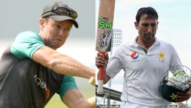 Photo of Grant Flower, recalls interesting interaction with former Pak cricketer Younis Khan