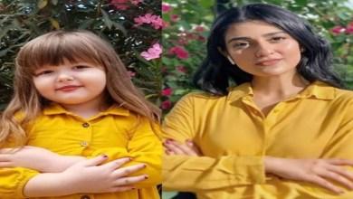 Photo of 3-Year-Old Marge Recreates Pakistani Celebrity Looks