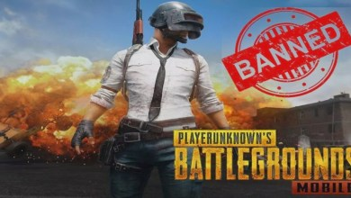 Photo of PUBG temporarily banned in Pakistan.
