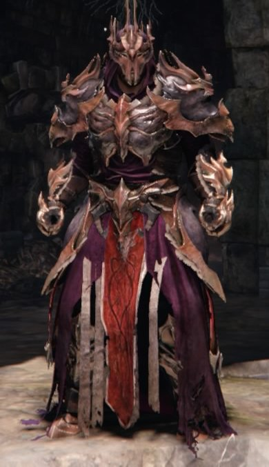 Last Traitor Armor Set Lords Of The Fallen Wiki