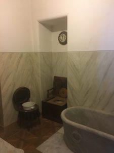 badkamer Castello di Miamare