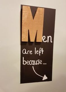 men are left 220300