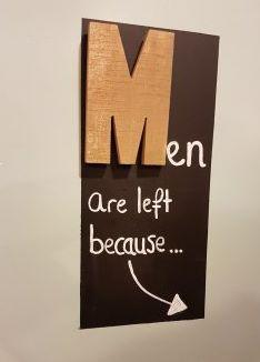men are left 220300