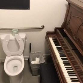 piano op wc