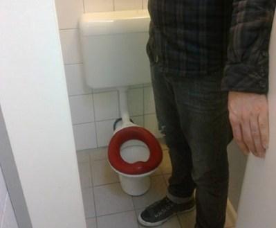Kleuter wc
