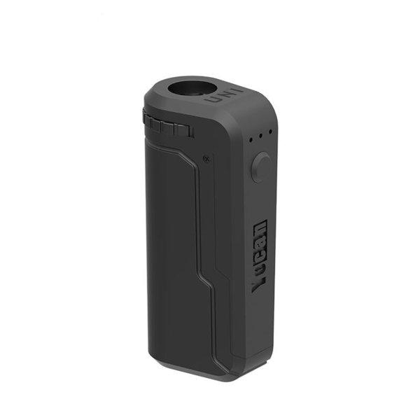 Yocan UNI Universal Portable Vaporizer Box Mod THC Oil Cartridges CBD Oil Cartridges Vape Pen Battery Yocan UNI 510-thread box battery offers ultimate protection and discretion for your oil cartridges Black