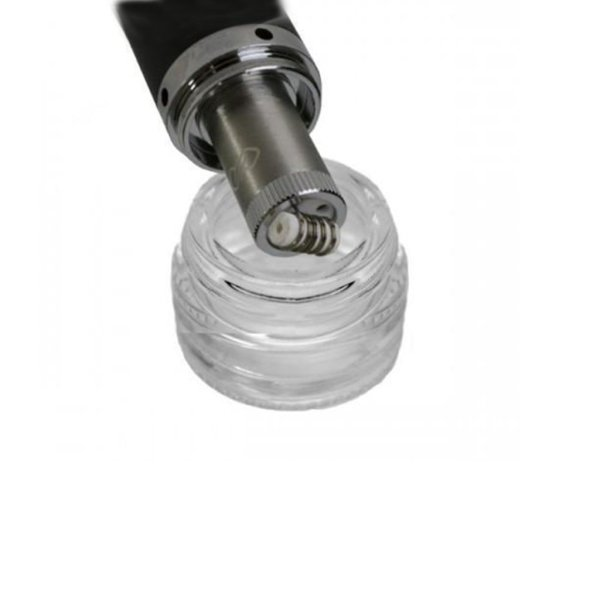 Boundless CF-710 vape pen for all types of concentrates like wax, shatter, budder, crumble, etc.