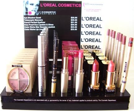 Lorial Makeup Style Guru Fashion Glitz Glamour Style