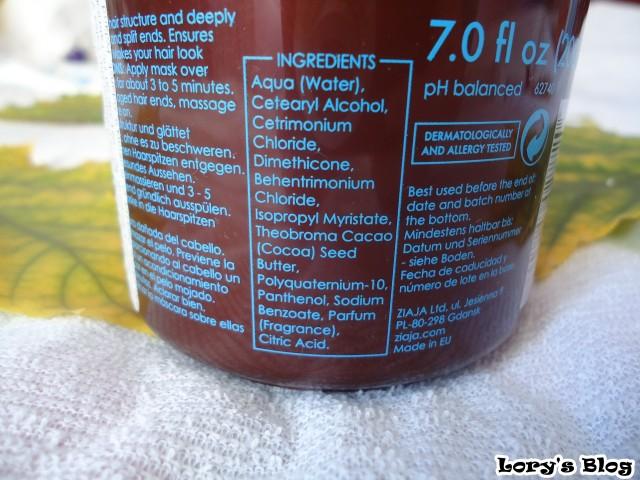 masca-de-par-ziaja-unt-de-cacao-ingrediente