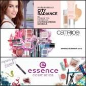 Noutăţi de la 1001 Cosmetice: Bourjois, Catrice, Essence
