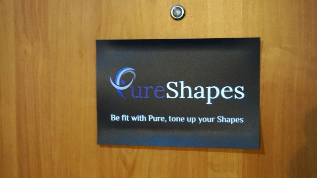 Pure Shapes pe B-dul Unirii