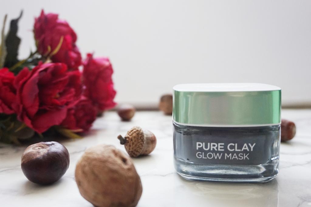 Cea mai bună mască pentru ten: Pure Clay Glow Mask de la L'oreal
